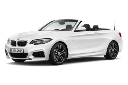 BMW 2 Series Convertible 218 Convertible 2.0 i 136PS Sport 2Dr Manual [Start Stop]