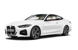BMW 4 Series Coupe personal contract purchase cars