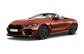 BMW 8 Series Convertible personal contract purchase cars