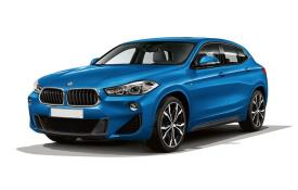 BMW X2 SUV personal contract purchase cars