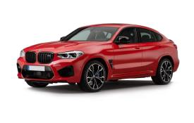 BMW X4 SUV car leasing