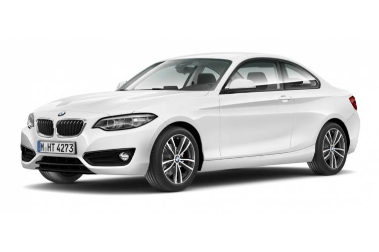 BMW 2 Series Coupe 218 Coupe 1.5 i 136PS Sport 2Dr Manual ...