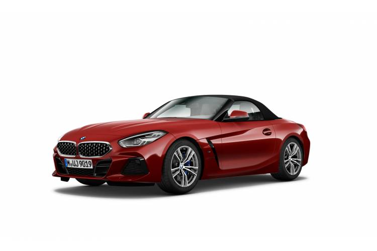 BMW Z4 Convertible sDrive30 Convertible 2.0 i 258PS M Sport 2Dr Auto [Start Stop]