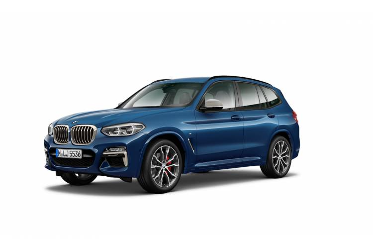 BMW X3 SUV M40 xDrive SUV 3.0 i 360PS  5Dr Auto [Start Stop]