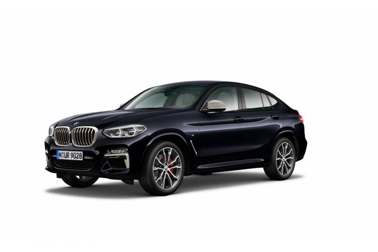 BMW X4 SUV M40 xDrive SUV 3.0 i 360PS  5Dr Auto [Start Stop]