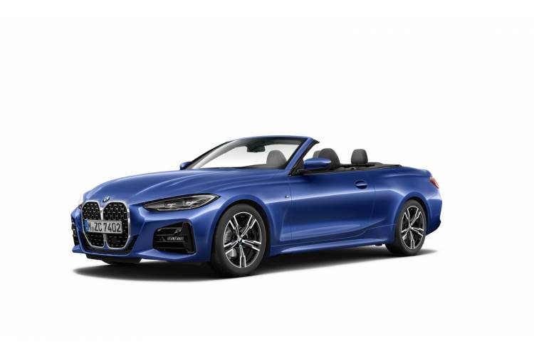 BMW 4 Series Convertible 430 Convertible 2.0 i 258PS M Sport 2Dr Auto [Start Stop]